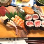 乃婦寿司で楽しむランチ