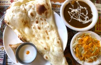 ネパール料理エベレストランチ